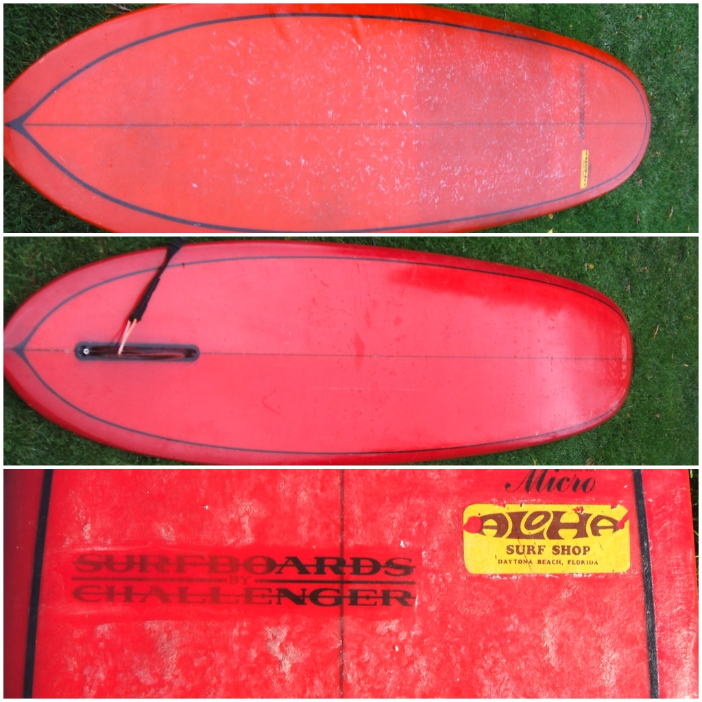 Challenger Surfboards