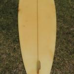 Rick Surfboard Bottom
