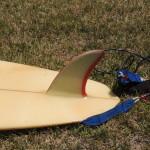 Rick Surfboard Single Fin