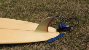 Rick Surfboard Single Fin