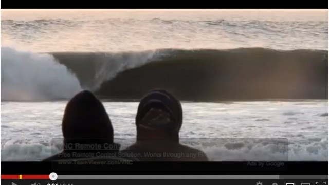 Aritz Aranburu and Freinds Score Skeleton Bay, Namibia