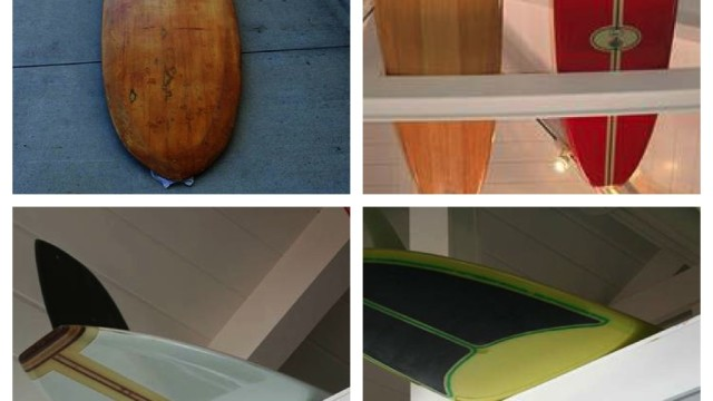 Historic Surfboard Collection Up For Sale
