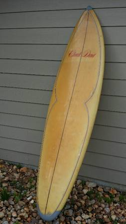 Chuck Dent Surfboards
