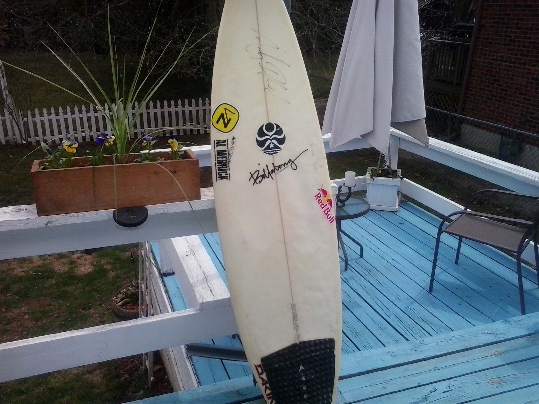 Andy Irons Board