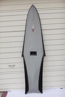 Tom Morey Air Lubricated Surfboard