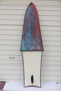Tom Morey Air Lubricated Future Craft AL #1