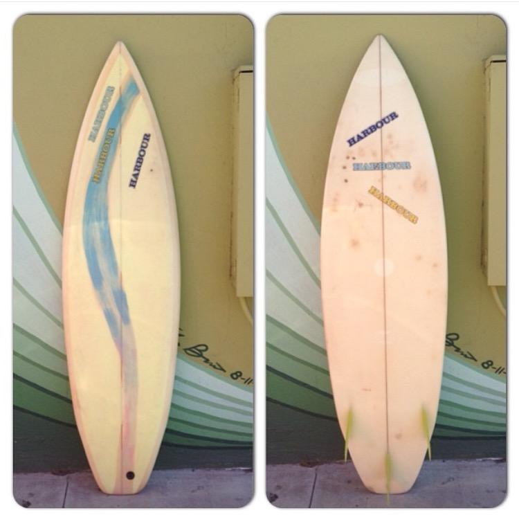80's Harbour Surfboard