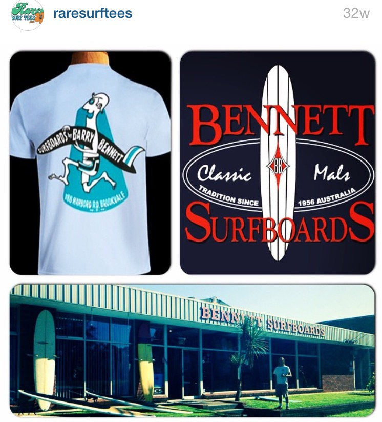Barry Bennett Surfboards