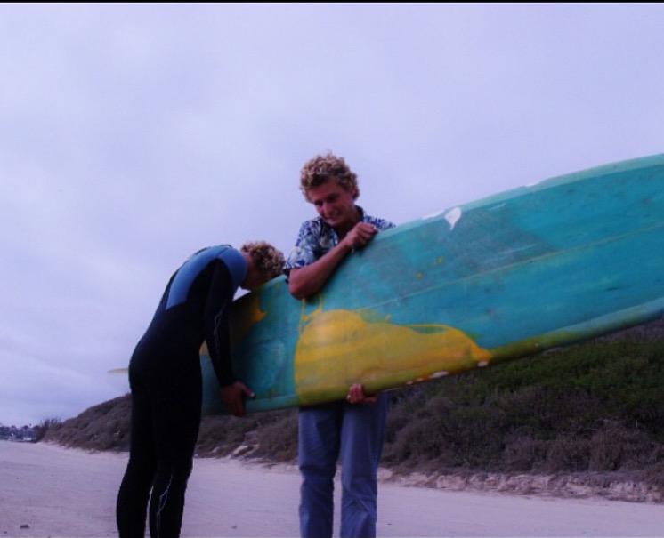 Cassowary Surfboard