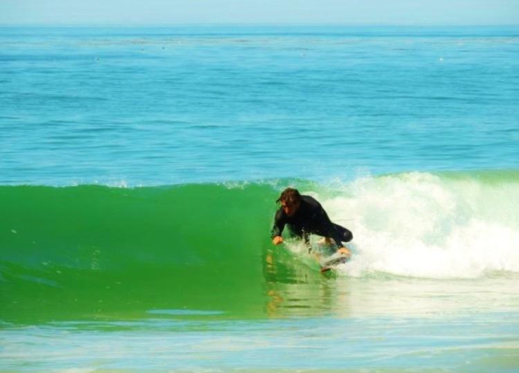 Cassowary surf