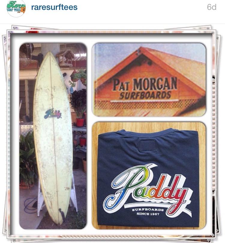 Pat Morgan Surfboards