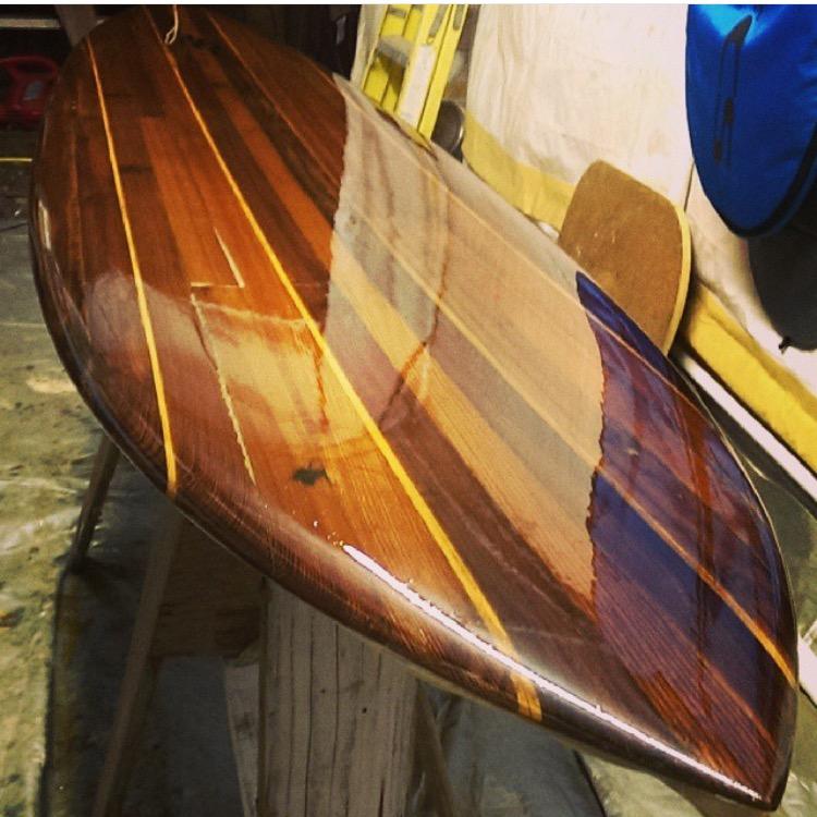 Redwood Surfboard 3