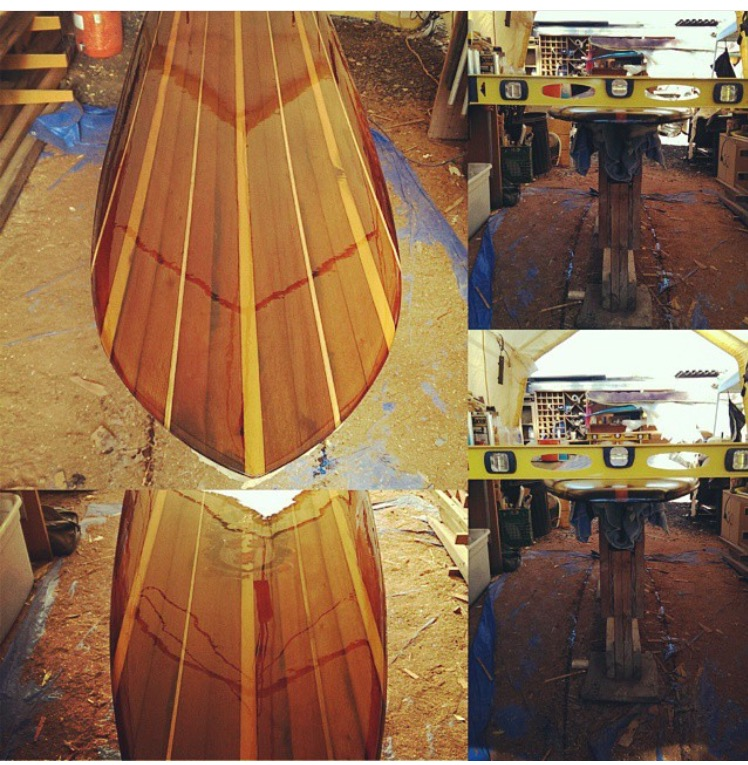 Redwood Surfboard