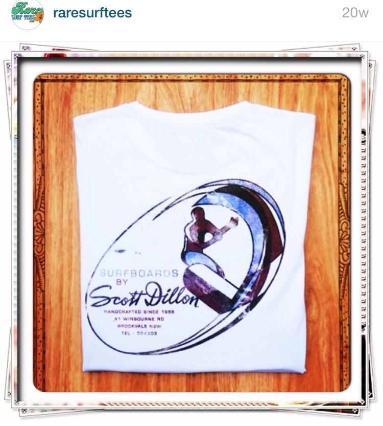 Scott Dillon Surfboards