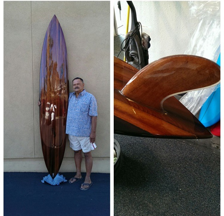 Todd Redwood Surfboards
