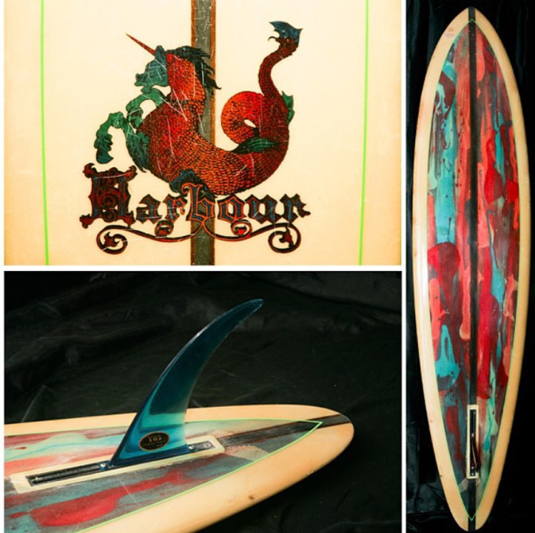 Vintage Harbour Surfboards