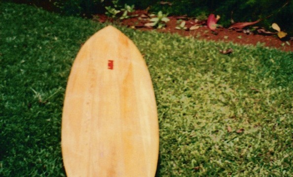 Balsa Surfboard Collection For Sale