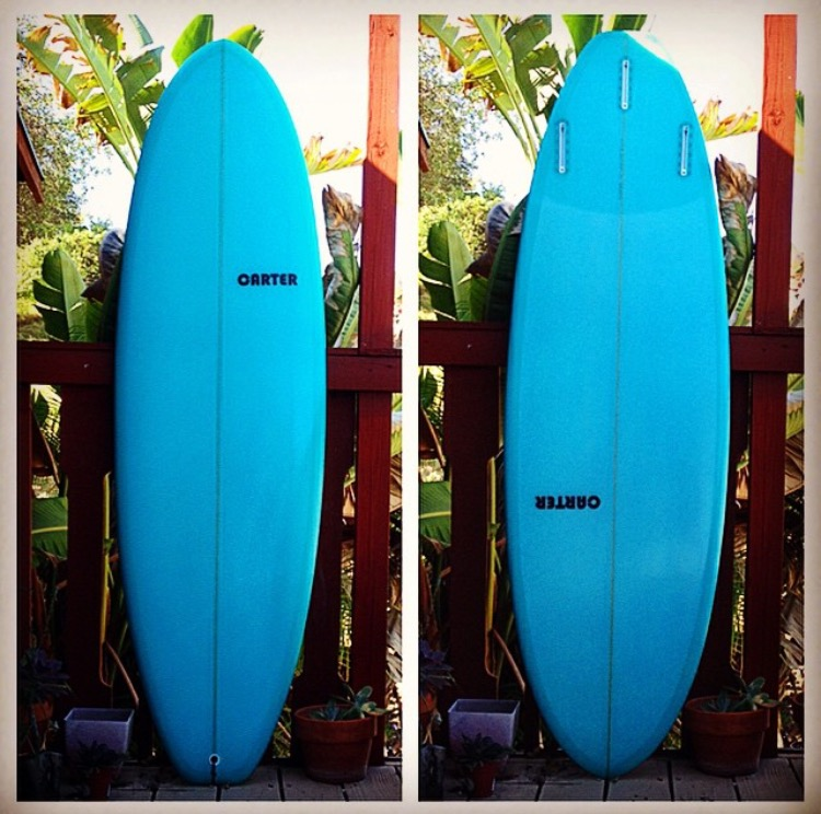 Carter Surfboards 6'0'' Squashed Egg