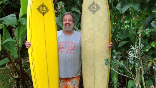 Restoring Surf History With Horacio De Seixas At Glassworks Hawaii