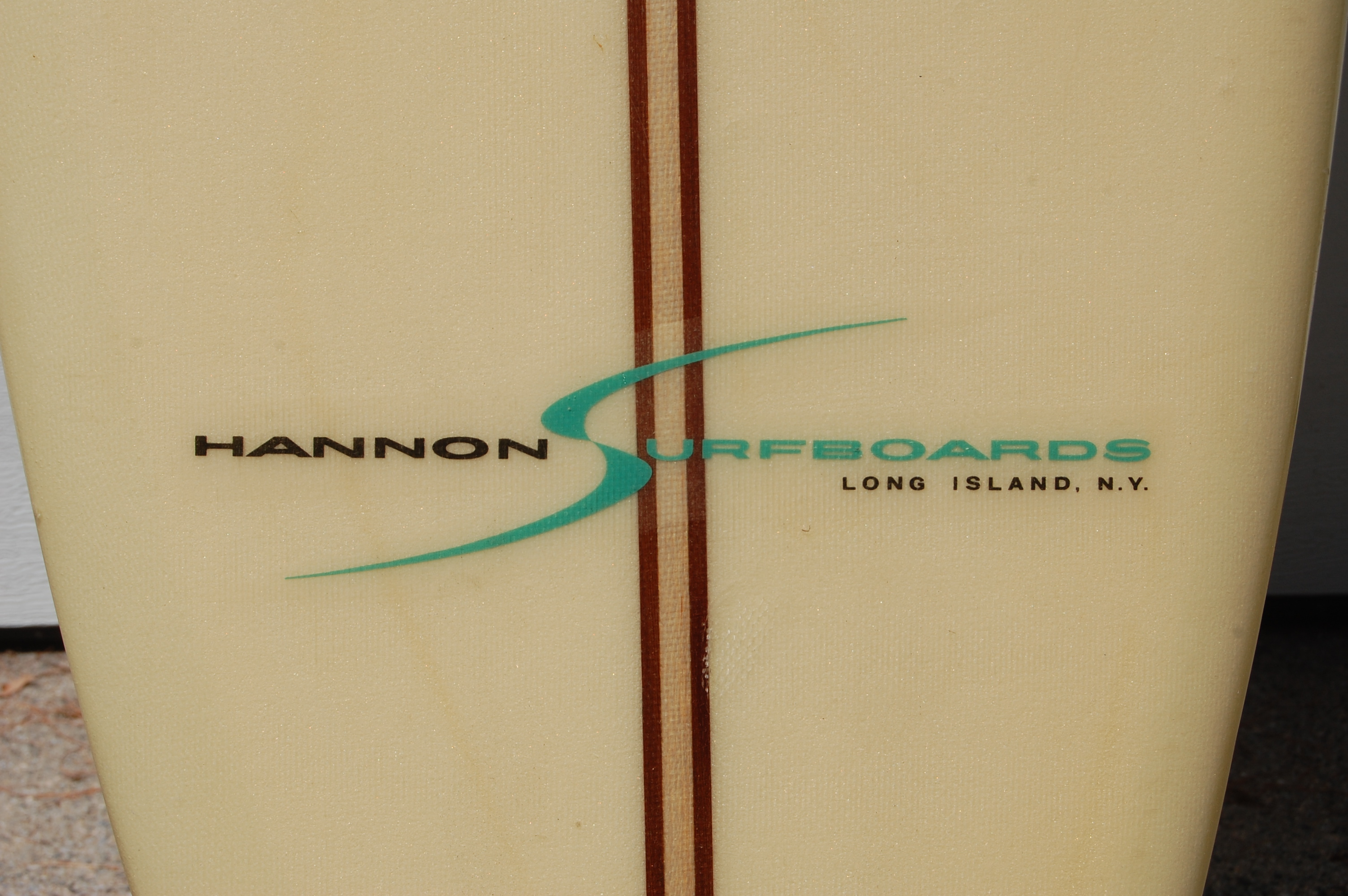 Hannon Surfboards Logo