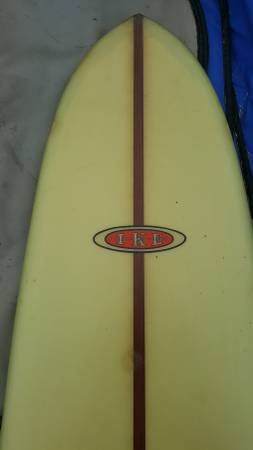 Ike and Tuck Surfboards Logo