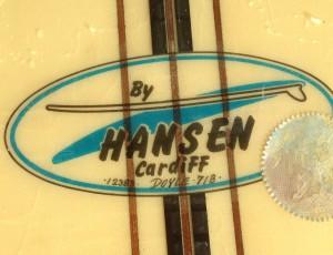 Mike Doyle Hansen Logo