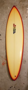 Rainbow Surfboards top
