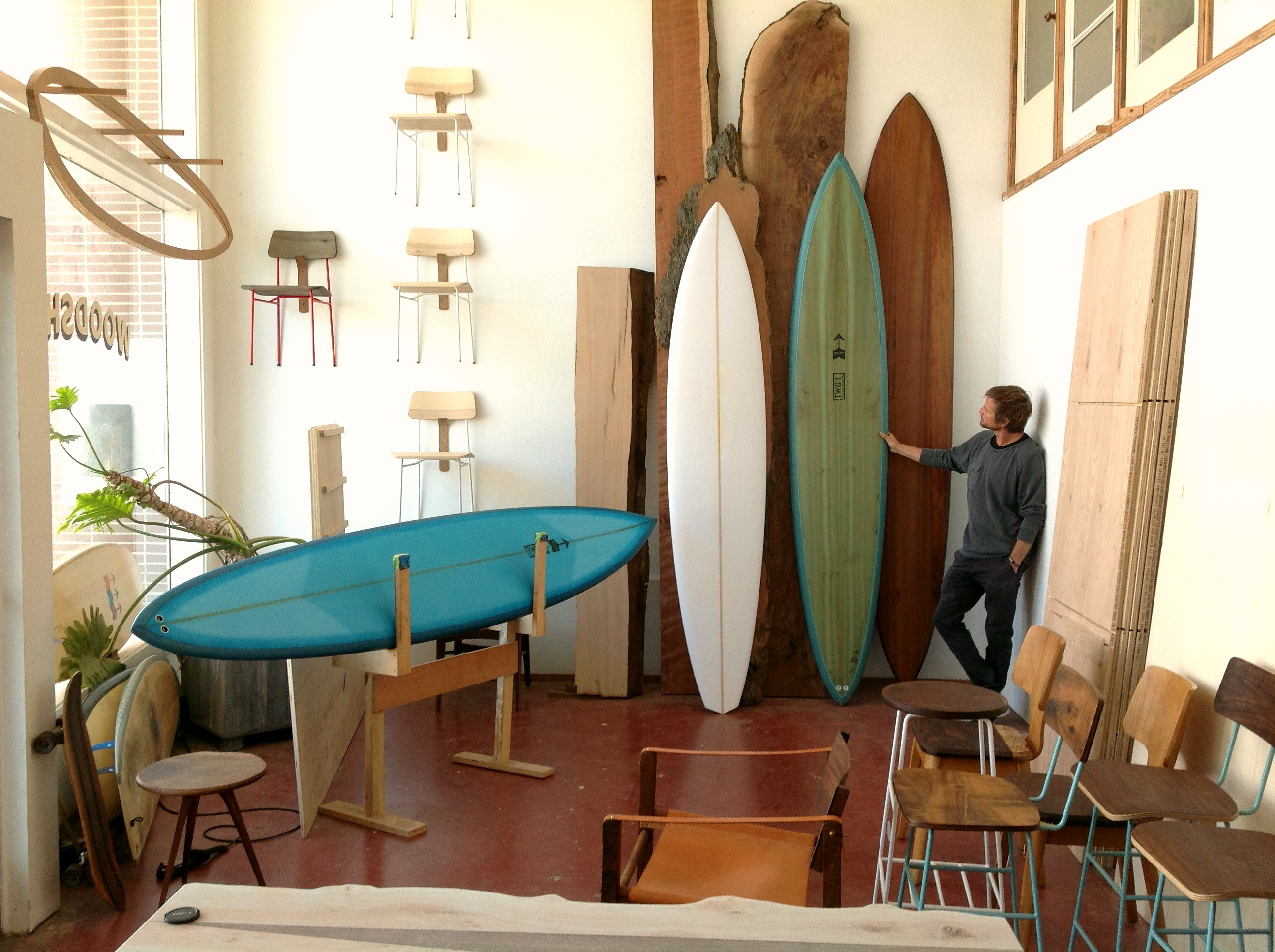 Twig Surfboards Danny Hess