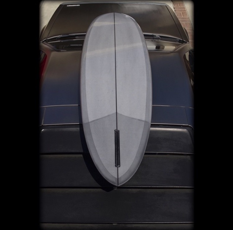 Dono Surfboards Single Fin