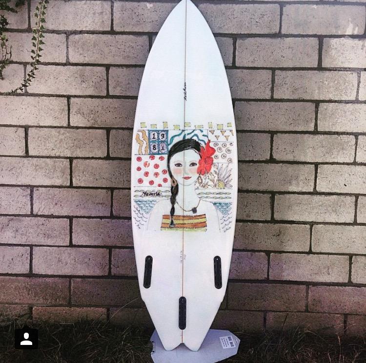 Mark Aaron Surfboards