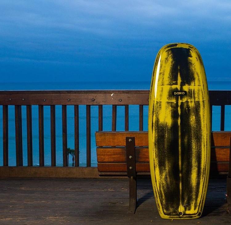 Mini Keeler Dono Surfboads