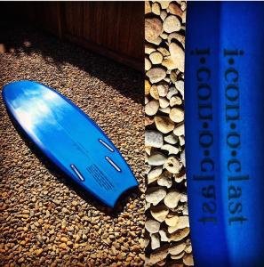 Slip Disc Asym Surf Iconoclast
