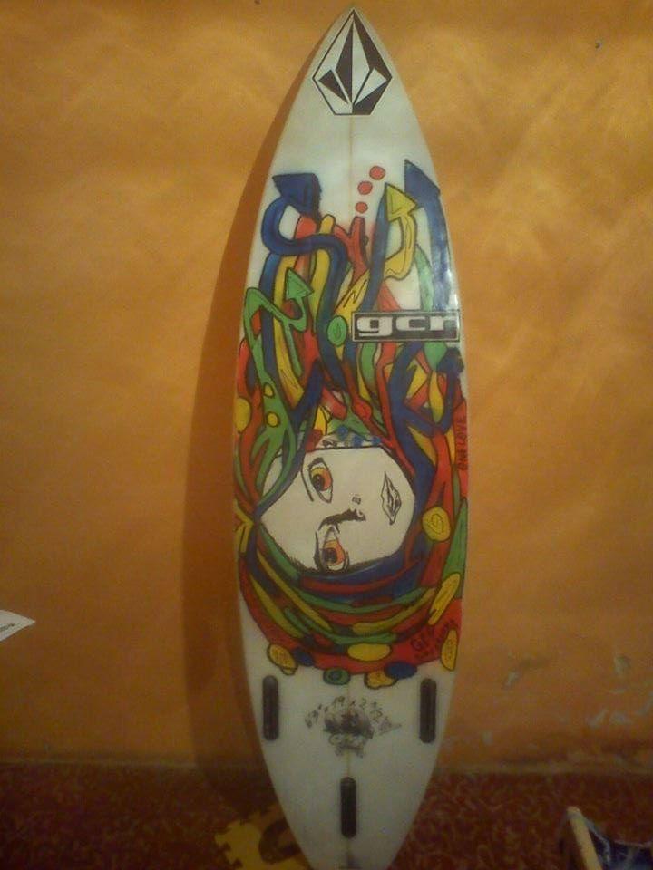 GCR Shortboard