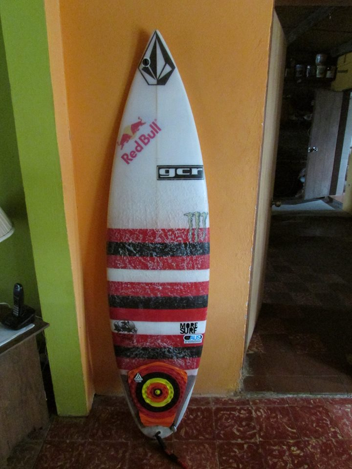 GCR Surfboards