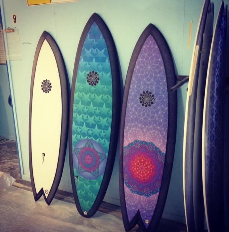 Gary McNeill Boards