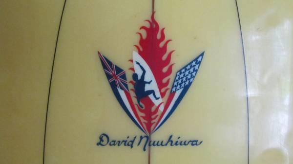 David Nuuhiwa Logo