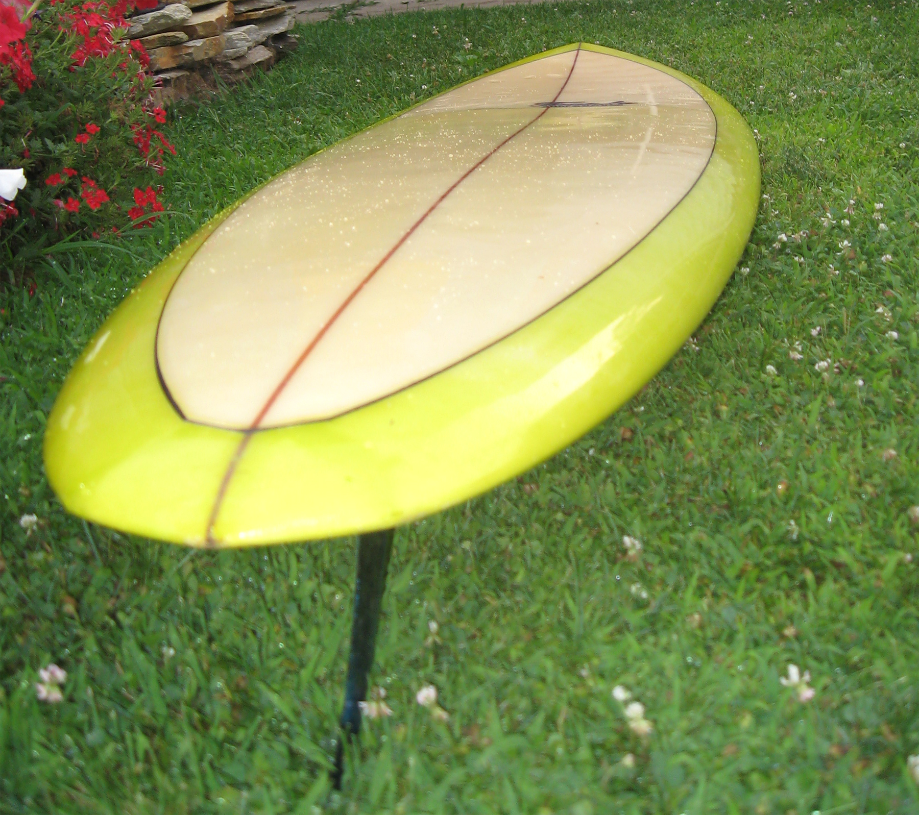 Transitional Era Ernie Tanaka Surfboard