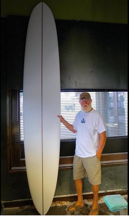 11' Terry Martin glider