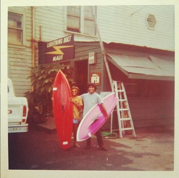 Lightning Bolt Surfboards Maui