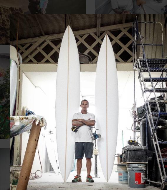 Matt Kinoshita Kazuma Surfboards Jaws Board copy