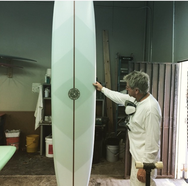 Roger Hinds Surfboards