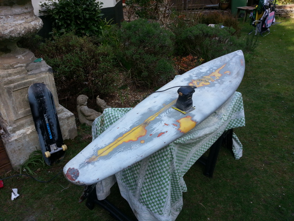 Mike Diffenderfer Surfboards Haleiwa