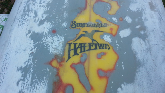 A Surfboards Haleiwa Mike Diffenderfer Rediscovered