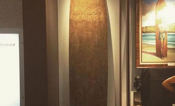 Surfboard Stories – Duke Kahanamoku's Surfboard, A Dick Brewer BK, Jon Pyzel's Second Hand-shape, and a Simon Anderson Thruster