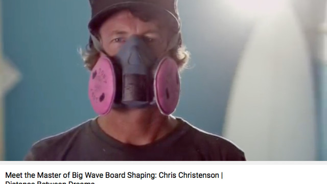 Meet the Master of Big Wave Board Shaping: Chris Christenson | Distance Between Dreams | Brought To You By Red Bull