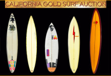 2017 California Gold Vintage Surf Auction