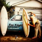 Free Flight Surfboards Vintage