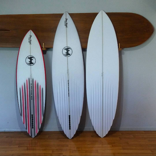 Phil Meyers Channel Bottom Surfboards